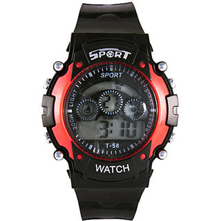 SK  Sports Digital 7 Lights Watch for Kids/Boys/Girls -Good Return Gift
