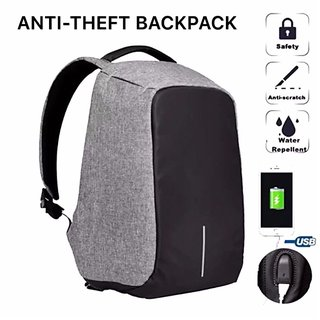 e004f0129e Buy Anti Theft Laptop Backpack Bag with USB Charging Port
