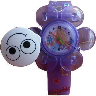 S S TRADERS - Kids Multi colour cute watch high qulaity and  Excellent return Gifts - Kids Favorate 127893398