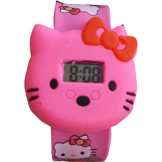 S S TRADERS - Kids Multi colour cute watch high qulaity and  Excellent return Gifts - Kids Favorate 127893365