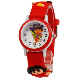 Kids Multi colour cute watch - Excellent Gift - Kids Favorate 1345940