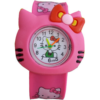 S S TRADERS - Kids Multi colour cute watch high qulaity and  Excellent return Gifts - Kids Favorate 127893366