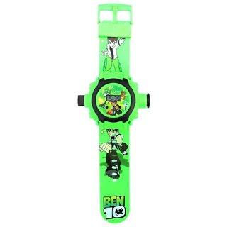SMC Green Digital Watch for Kids