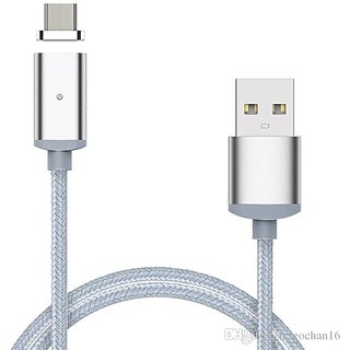 Tech Gear Universal V8 Magnetic Cable Premium Micro USB Magnetic Data Cable