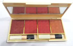 HR6611 HR PROFESSIONAL 8 COLOR BLUSHER PALETTE MADE IN TAIWAN SHADE- 3