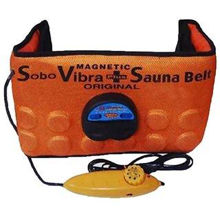 Vanshika Printers- 3 IN 1 Vibrating Sauna Belt Fat Cutter  Fat Burner Adjustable