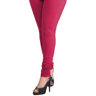 Indian Women's Churidar  Stretchable Shining Leggings India Clothing Yoga Pant