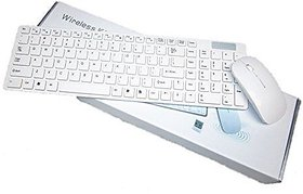 Frappel K688 Wireless Keyboard And Wireless Mouse Combo