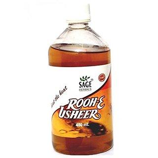 Sage Rooh-E-Usheer Beat the heat Pack Size 450 ml