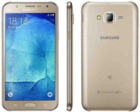 Refurbished Samsung Galaxy J7 (Gold, 16GB)