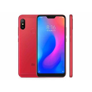 Redmi 6 pro 64 GB, 4 GB RAM  Refurbished Mobile Phone