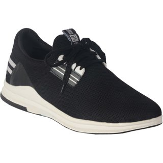 buy running rider men's casual sneaker black shoes online
