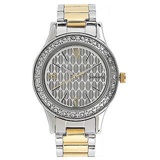 Sonata Stardust Analog Silver Dial Womens Watch-8123BM01