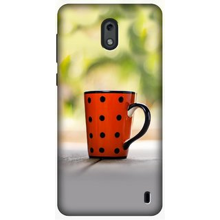 Designer Printed Case/Cover for Nokia 2 / Quotes/Messages/[Hybrid][Slim-fit][Shock Proof]Back Case/Cover for Nokia 2 (Design 001404