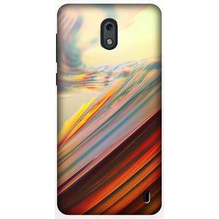 Designer Printed Case/Cover for Nokia 2 / Quotes/Messages/[Hybrid][Slim-fit][Shock Proof]Back Case/Cover for Nokia 2 (Design 001458