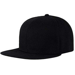 Buy Sweven New Stylish Hip Hop Black Stylish Cap Online - Get 50% Off cbf10a243aa