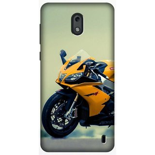 Designer Printed Case/Cover for Nokia 2 / Quotes/Messages/[Hybrid][Slim-fit][Shock Proof]Back Case/Cover for Nokia 2 (Design 001505