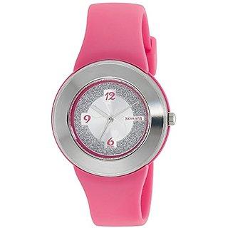 Sonata Fashion Fibre Analog Multi-Colour Dial Womens Watch-ND8991PP01J