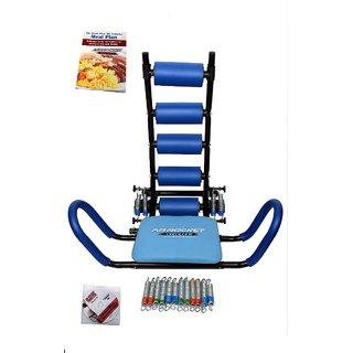 Ab Rocket Twister Platinum Abrocket Twister Machine Portable Ab Exerciser