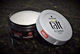 Schwarrzkopf Taft New Power Hair Wax For All Weather Hair Style Power Formula