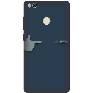 online retailer 6d898 c7d78 Back Cover for Redmi 4s