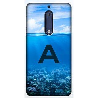 Designer Printed Case/Cover for Nokia 6/ Quotes/Messages/[Hybrid][Slim-fit][Shock Proof]Back Case/Cover for Nokia 6 (Design 002062