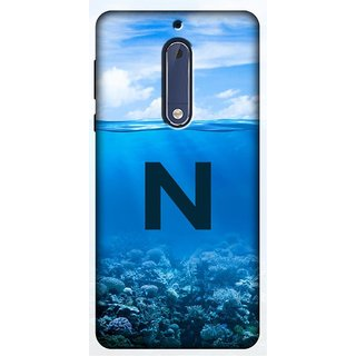 Designer Printed Case/Cover for Nokia 6/ Quotes/Messages/[Hybrid][Slim-fit][Shock Proof]Back Case/Cover for Nokia 6 (Design 002074