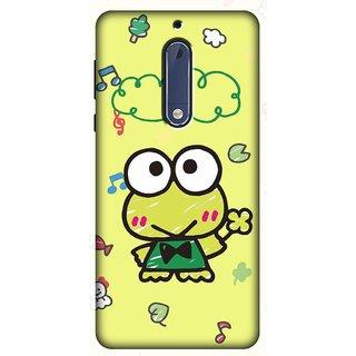 Designer Printed Case/Cover for Nokia 6/ Quotes/Messages/[Hybrid][Slim-fit][Shock Proof]Back Case/Cover for Nokia 6 (Design 001770