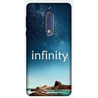 Designer Printed Case/Cover for Nokia 6/ Quotes/Messages/[Hybrid][Slim-fit][Shock Proof]Back Case/Cover for Nokia 6 (Design 001787