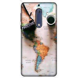 Designer Printed Case/Cover for Nokia 6/ Quotes/Messages/[Hybrid][Slim-fit][Shock Proof]Back Case/Cover for Nokia 6 (Design 001798