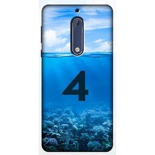 Designer Printed Case/Cover for Nokia 8/ Quotes/Messages/[Hybrid][Slim-fit][Shock Proof]Back Case/Cover for Nokia 8 (Design 001110