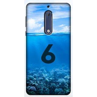 Designer Printed Case/Cover for Nokia 8/ Quotes/Messages/[Hybrid][Slim-fit][Shock Proof]Back Case/Cover for Nokia 8 (Design 001113