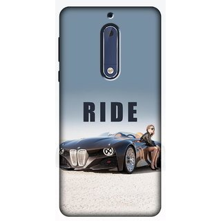 Designer Printed Case/Cover for Nokia 6/ Quotes/Messages/[Hybrid][Slim-fit][Shock Proof]Back Case/Cover for Nokia 6 (Design 001816
