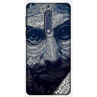 Designer Printed Case/Cover for Nokia 8/ Quotes/Messages/[Hybrid][Slim-fit][Shock Proof]Back Case/Cover for Nokia 8 (Design 001140