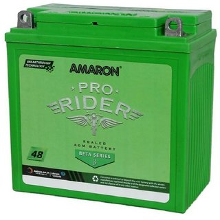 AMARON AP BTX5L 5 Ah Battery for Bike Battery
