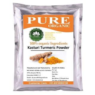 SkyMornPremium Quality Kasturi Turmeric Powder For Face Pack -200 Gram