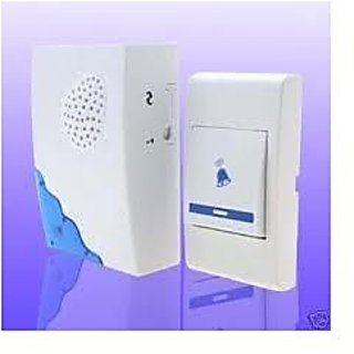SNATCH4DEALS Wireless Door Bell with 32 musics for home/office