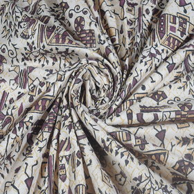 AMAYA FABRICS WOMEN'S MULTI-COLOR COTTON PRINT UNSTITCHED  2.50 METER AFJP918919