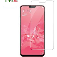 OPPO A3S  - Premium Flexible 2.5D Pro Hd+ Crystal Clear Tempered Glass Screen Protector For Oppo A3S