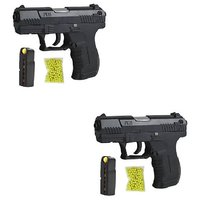Takson Kids Toy Guns Combo - Mouser + Mouser with 100 BB Bullets
