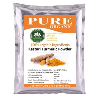 SkyMorn	Premium Quality Kasturi Turmeric Powder For Face Pack -100 Gram