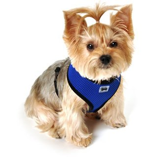 Dog Body Harness- Good for Pom Pugs or small baby pups- Size 12 No