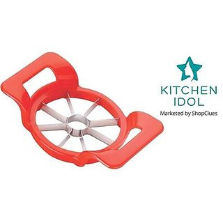 Kitchen Idol Apple Cutter Or Slicer - Assorted Colors