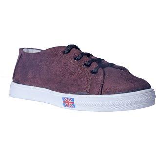 MSC Women's Brown Sneakers