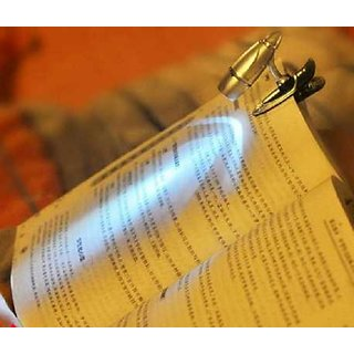 Favourite Deals LED bullet clip book light new reading lamp Unique Mini Clip-On Flexible Bright LED Light