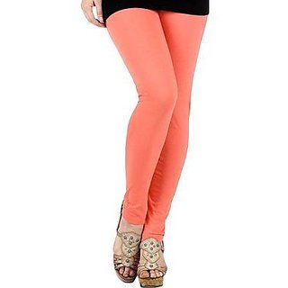 Delhi Bazar Women's Cotton Lycra Legging For Women Free Size Indian Chudidar Leggings
