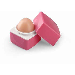 Organic Harvest Color Lip Balm With Lily Oil,Pink 10g