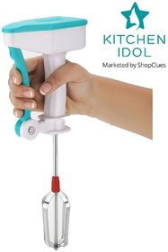 Kitchen Idol Power Free Hand Blender Or Beater - Assorted Colors