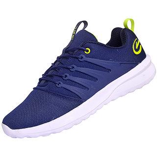 bf904f00372e Buy JQR Sports Men s Navy Green Running Sports Shoes Online   ₹649 ...