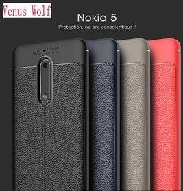For New Nokia 5  Latest Autofocus Soft Back Case Cover